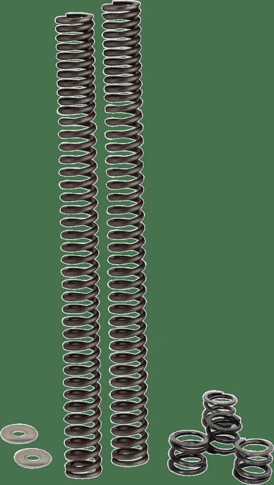 Progressive Front Fork Lowering Kit for 17-19 Harley