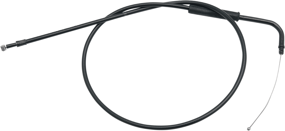 Motion Pro Blackout throttle cable 96-16 Harley Davidson