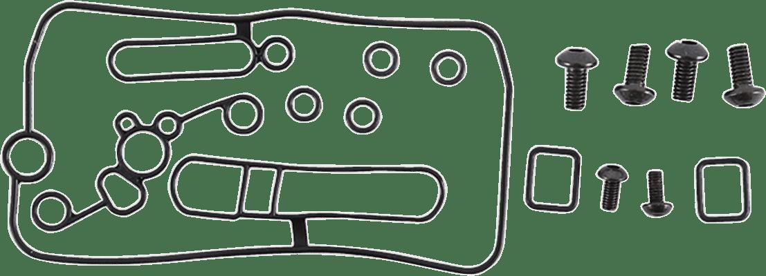 Moose Racing Carburetor Mid Body Gasket Kit for 04-14