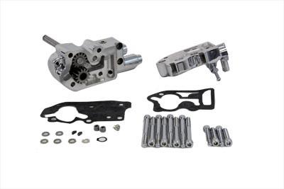 Vtwin Sifton Chrome Oil Pump Assembly Harley Davidson FLT