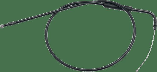 Motion Pro Blackout Throttle Cable 96-17 Harley Davidson
