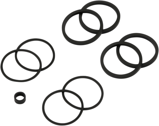 Drag Specialties Caliper Seal Kit for 08-17 Harley Dyna