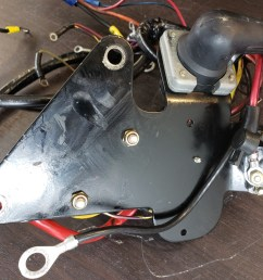98422a4 mercruiser 1983 1989 wiring harness assembly 120 140 hp 2 5 l 3 0 l  [ 1383 x 1200 Pixel ]