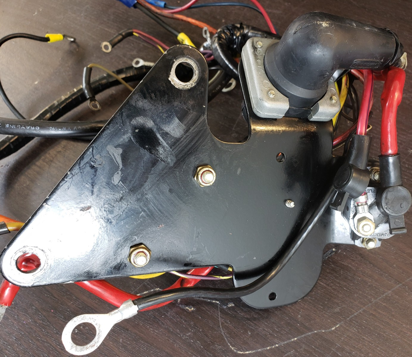 hight resolution of  98422a4 mercruiser 1983 1989 wiring harness assembly 120 140 hp 2 5 l 3 0 l