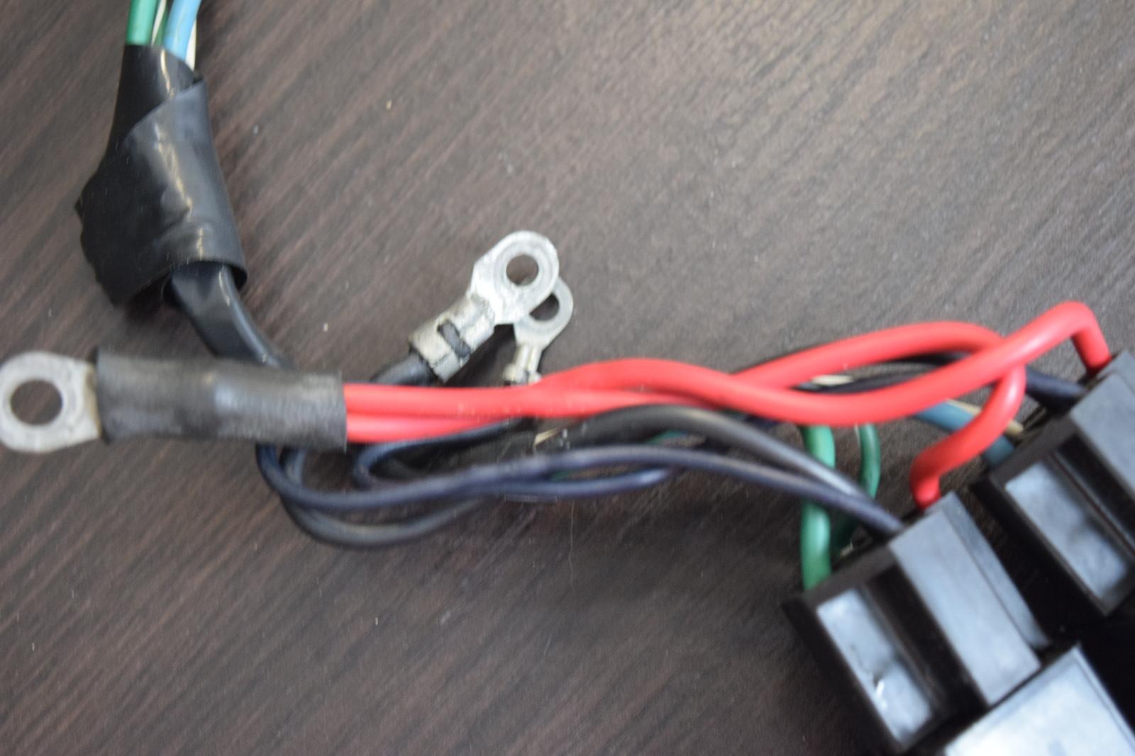 Mercury Amp Mariner Trim Wiring Amp Relay Harness