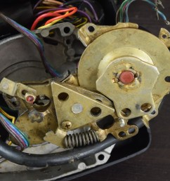 mercury quicksilver side mount control box w 15 harness w 8 prong  [ 1396 x 1200 Pixel ]