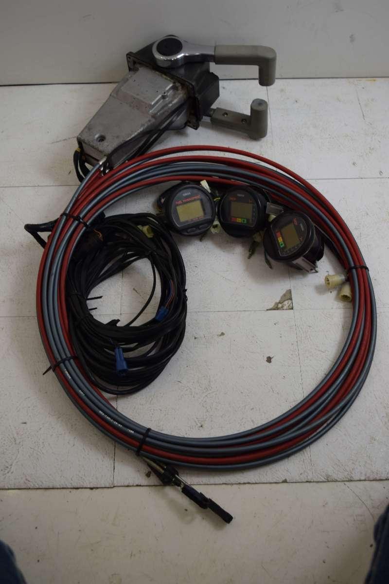Suzuki Df225 Outboard Tach Gauge Wiring Diagram