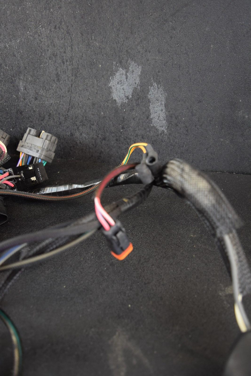 evinrude 115 ficht wiring diagram rb25det s13 oem 2000 2001 motor cable harness 586520