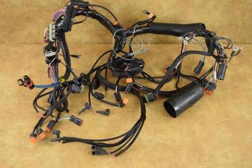 small resolution of wiring harness omc omc cobra l wire wiring harness solenoid bracket stator wiring omc wiring harness
