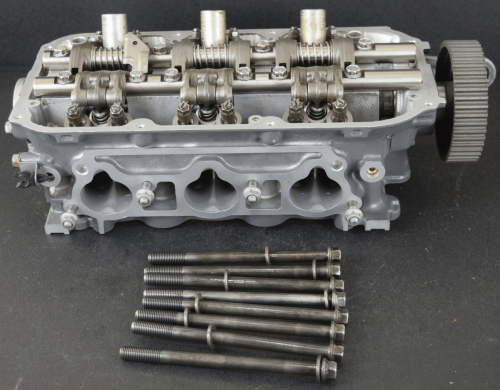 small resolution of 12225 zy3 000za honda 2002 05 port cylinder head assy 200 225 hp remanufactured southcentral outboards
