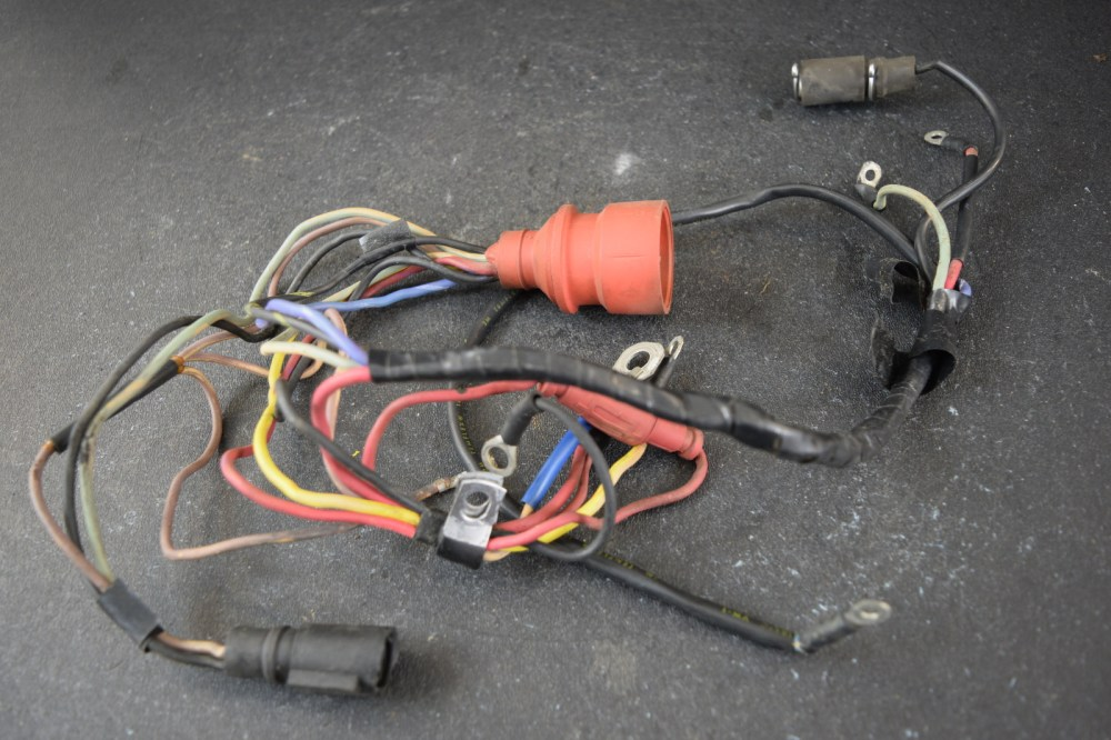 medium resolution of 1978 johnson evinrude omc engine cable wiring harness ford wiring harness 2008 evinrude wiring diagram