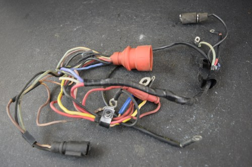 small resolution of 1978 johnson evinrude omc engine cable wiring harness ford wiring harness 2008 evinrude wiring diagram