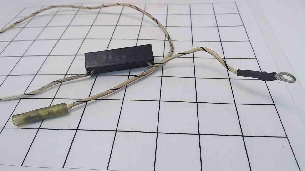 17461A3 Mercury 1990-1999 Resistor Module 135 150 175 200