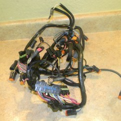 2002 Evinrude 90 Ficht Wiring Diagram Neutral Safety Switch Johnson Evirnude Harness 586716 2006 75 100