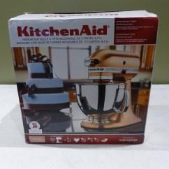 Copper Kitchen Aid Mixer Cheap White Cabinets Kitchenaid 325 Watt Ksm152pscp Satin Tilt Up