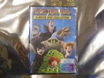 Hotel Transylvania 1 2 & 3 Dvd