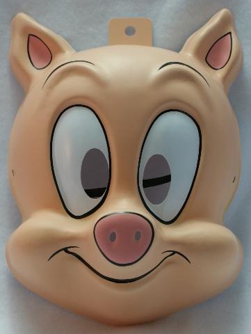 silver kitchen aid kohler pull out faucet tiny toons hampton j pig warner bros halloween mask porky ...