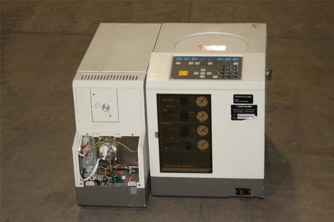 Perkin Elmer Gas Chromatograph