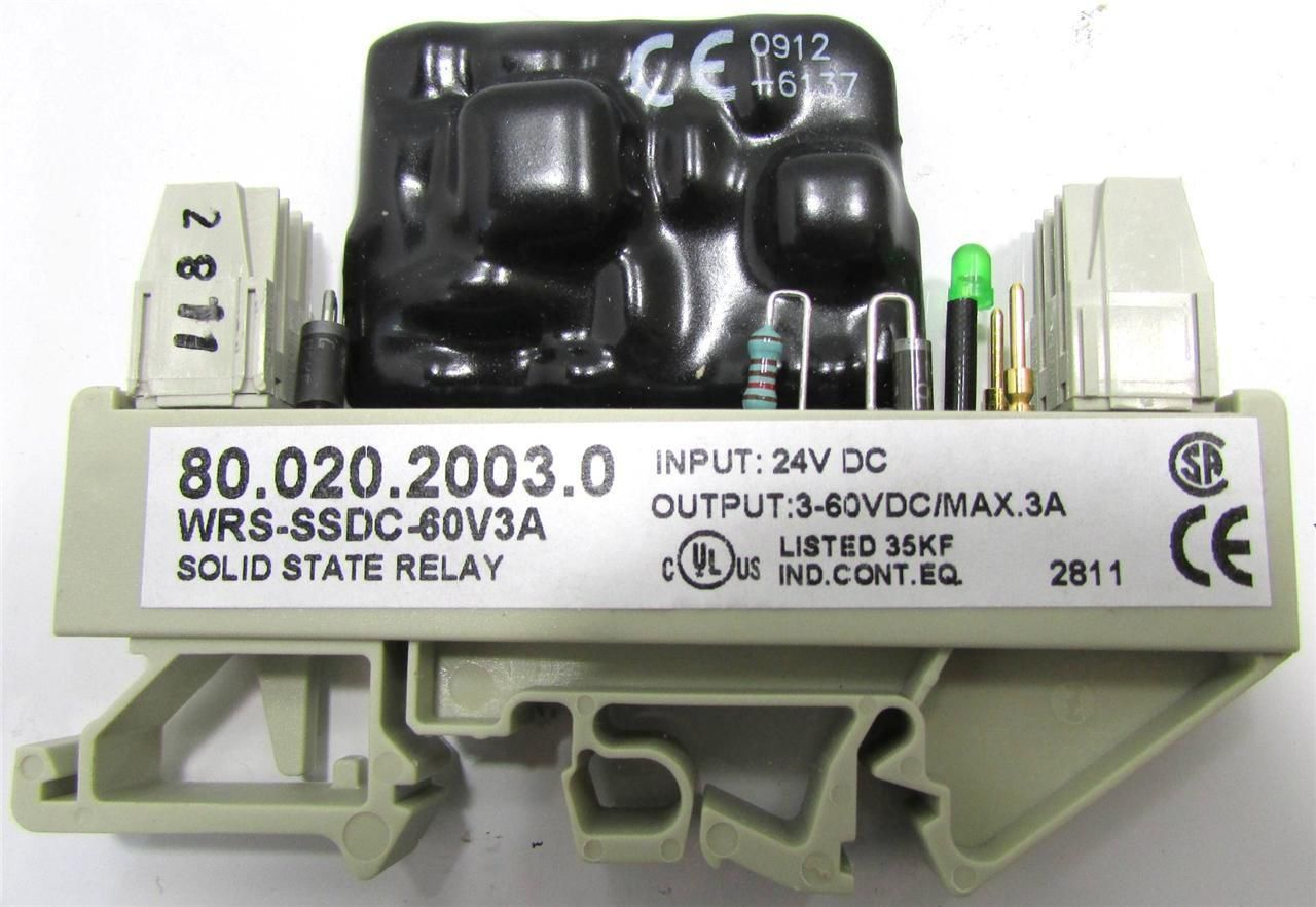 Solid State Relay Ge
