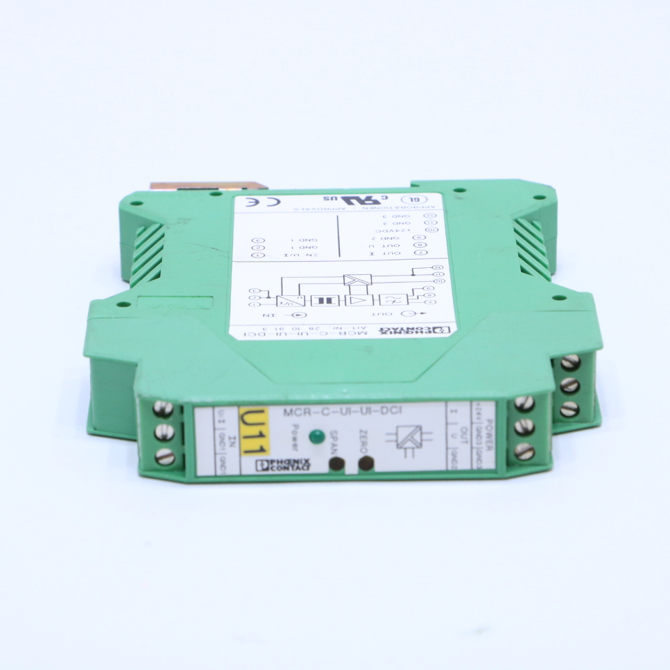 PHOENIX CONTACT MCR-C-UI-UI-DCI COMMUNICATION INTERFACE   Premier Equipment Solutions. Inc.