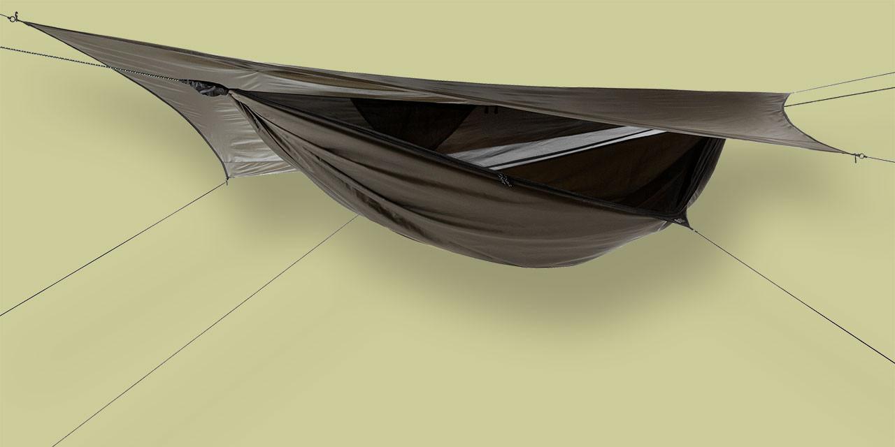 Hennessy Hammock JUNGLE EXPLORER DELUXE ZIP  CampingBackpacking Tent  eBay