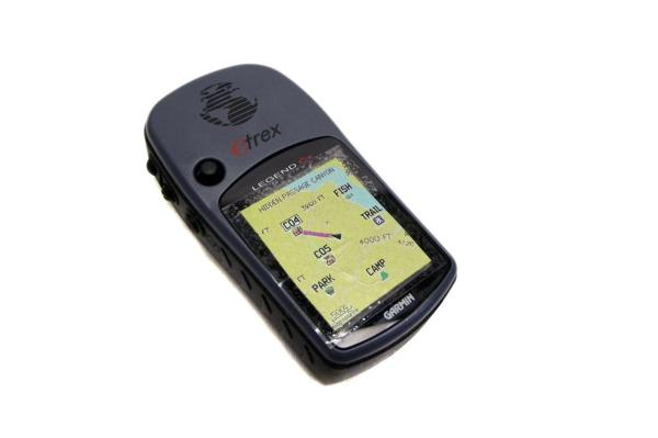 Garmin Etrex Legend Hack