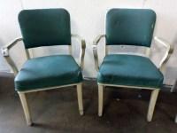 Vintage Mid-Century Modern STEELCASE Chairs ...