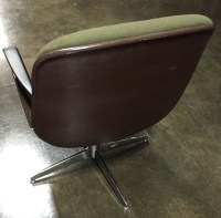 Vintage Steelcase Mid Century Modern Executive Office ...