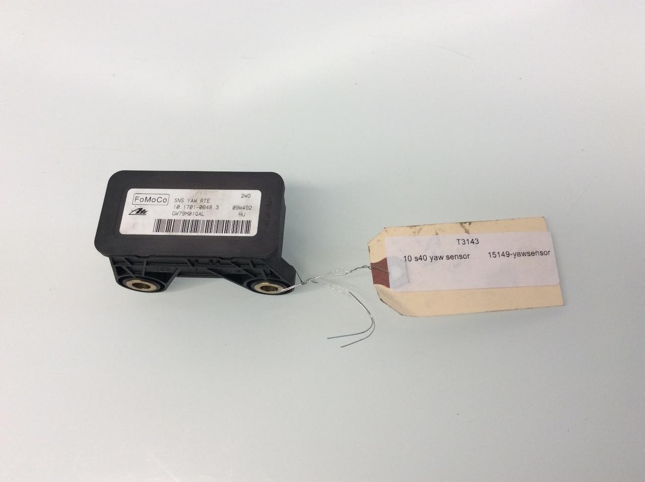 Volvo Yaw Rate Sensor