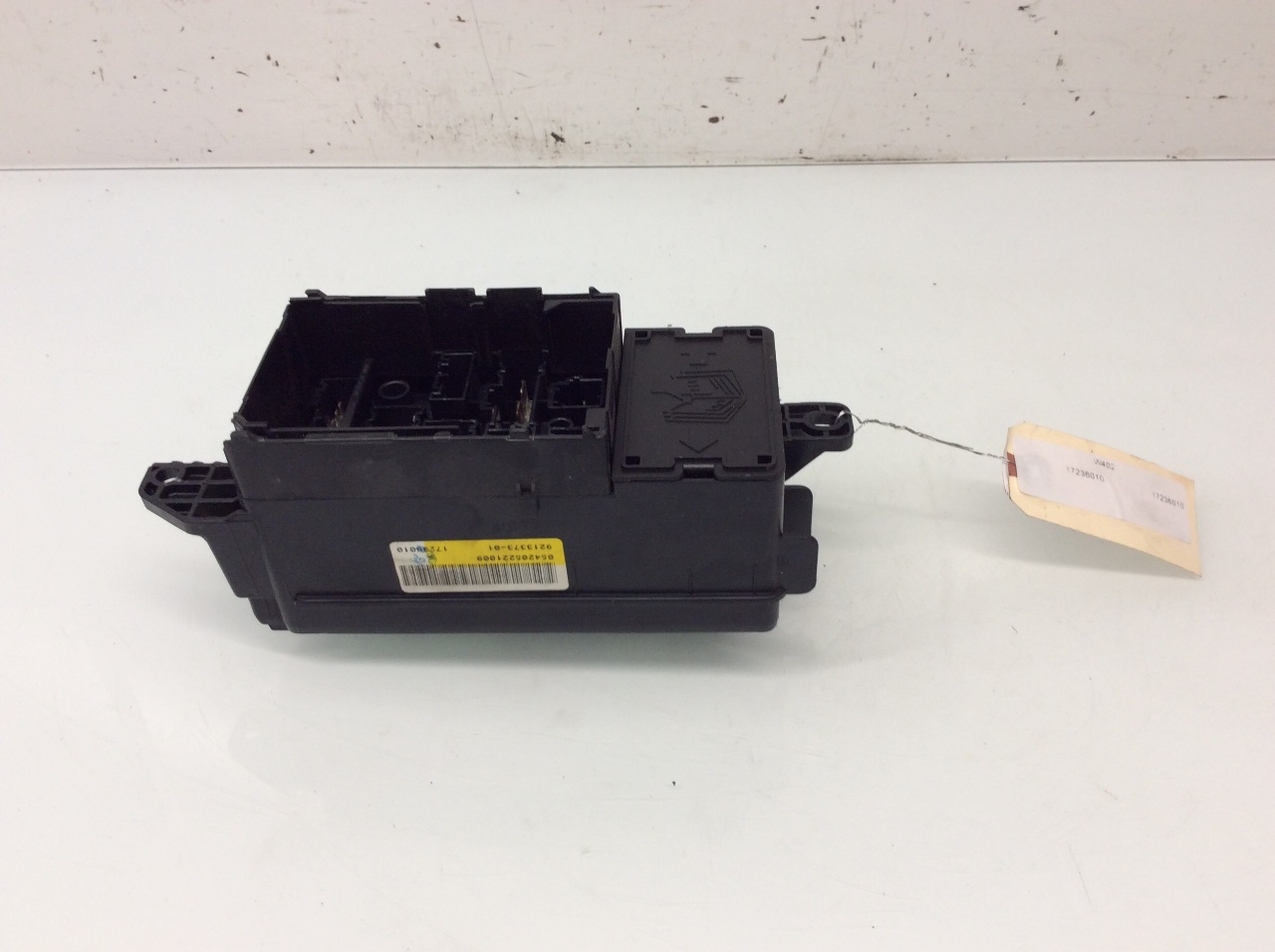 1993 Infiniti J30 Main Fuse Box Diagram