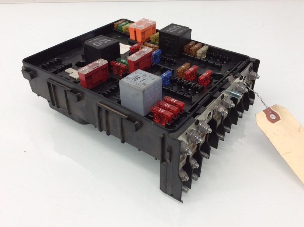 medium resolution of 2007 2008 volkswagen eos engine fuse box relay 1k0937124k vw eos fuse box vw eos fuse