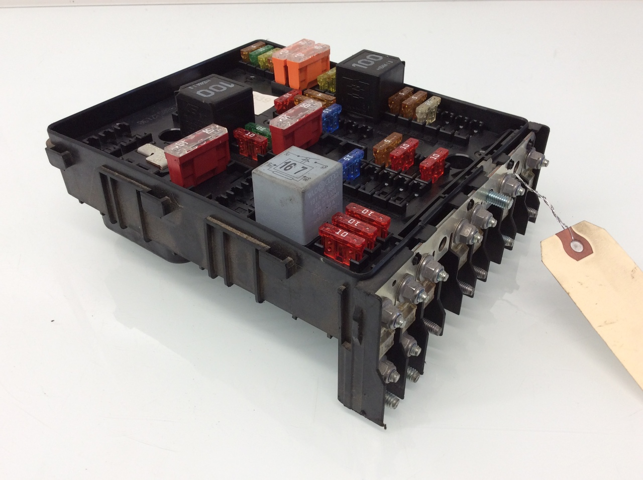 hight resolution of 2007 2008 volkswagen eos engine fuse box relay 1k0937124k vw eos fuse box vw eos fuse