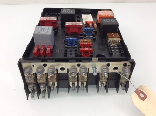 small resolution of 2007 2008 volkswagen eos engine fuse box relay 1k0937124k 2008 vw eos fuse box diagram 2008