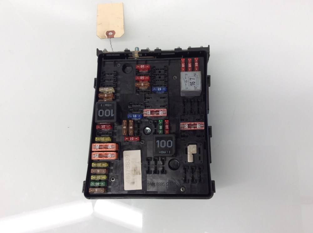 medium resolution of 2007 2008 volkswagen eos engine fuse box relay 1k0937124k 2008 vw eos fuse box vw eos fuse box location