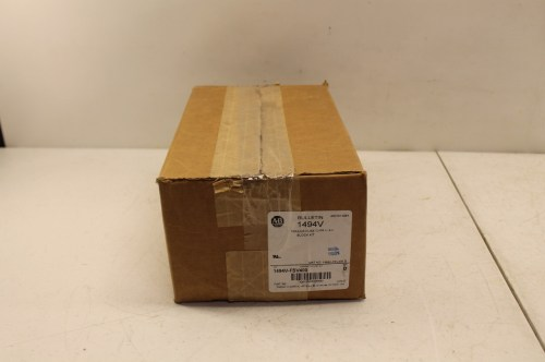small resolution of allen bradley 1494v fsv400 trailer fuse block kit new in box plc surplus supply llc