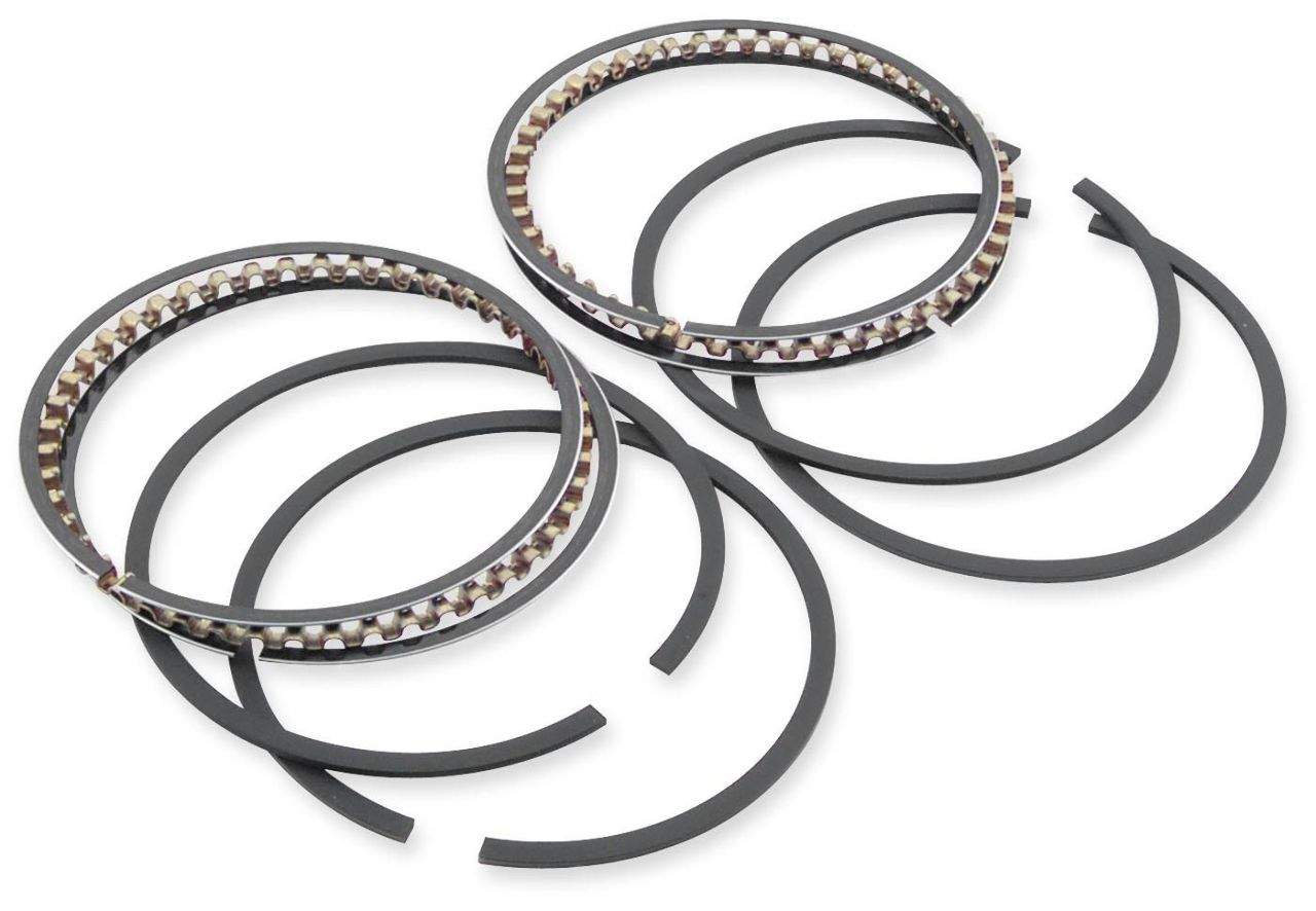 Cast Piston Rings Set Cc 0 040 Over Hastings