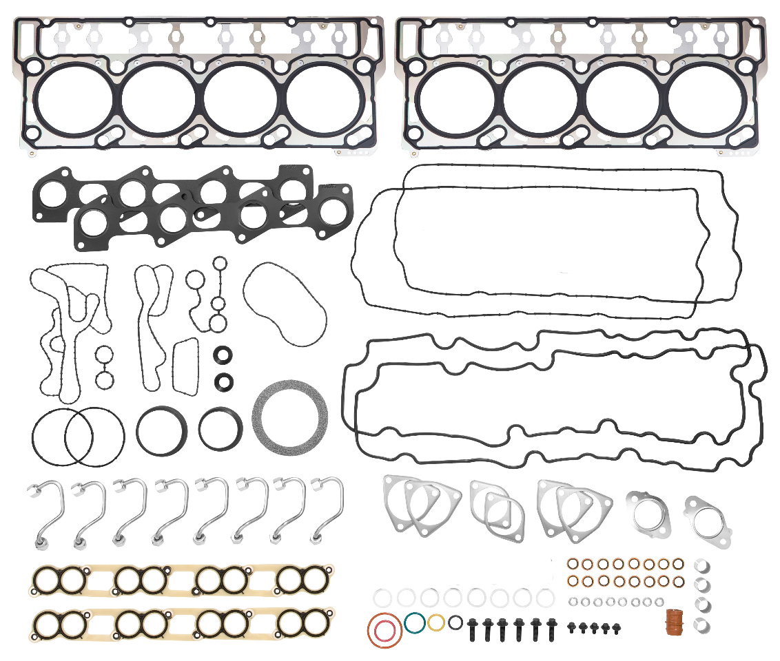 Head Gasket Kit Without Studs For 6 4l Ford