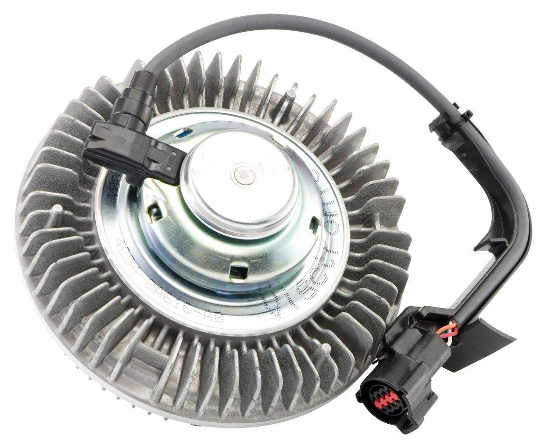 hight resolution of 2003 2010 6 0l ford power stroke fan clutch alliant power ap63430