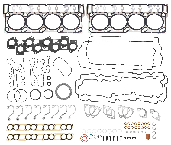 Head Gasket Kit without Studs for 2008-2010 6.4L Ford