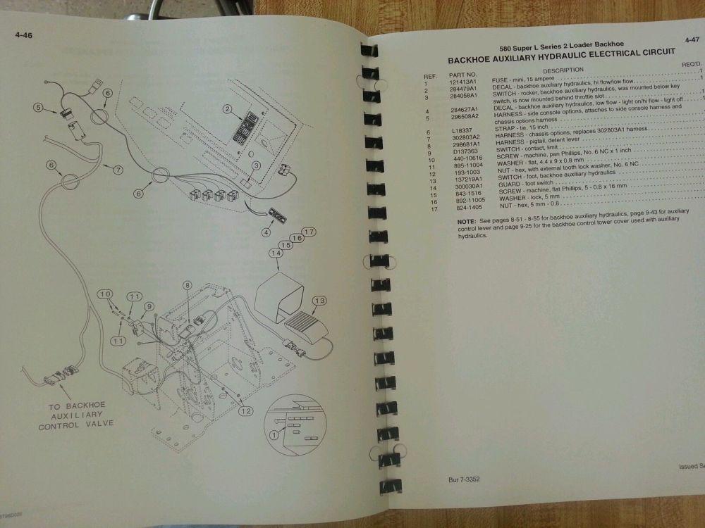 medium resolution of 1998 case 580 super l wiring diagram wiring diagrams schematics 580k 5 way bucket 580k