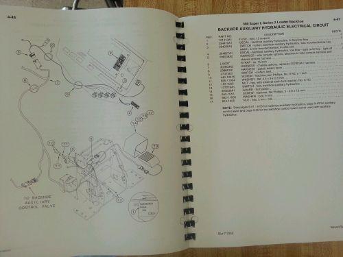 small resolution of 1998 case 580 super l wiring diagram wiring diagrams schematics 580k 5 way bucket 580k