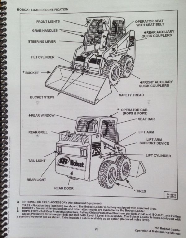 20 Bobcat 753 Parts Manual Pictures And Ideas On Meta Networks