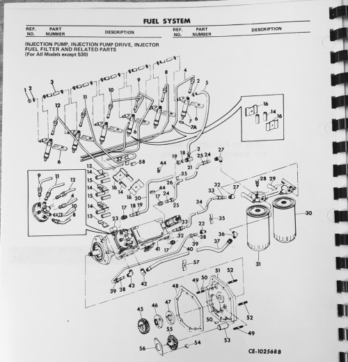small resolution of international dt466 parts diagram 33 wiring diagram dt466 exhaust manifold 2005 dt466 engine diagram