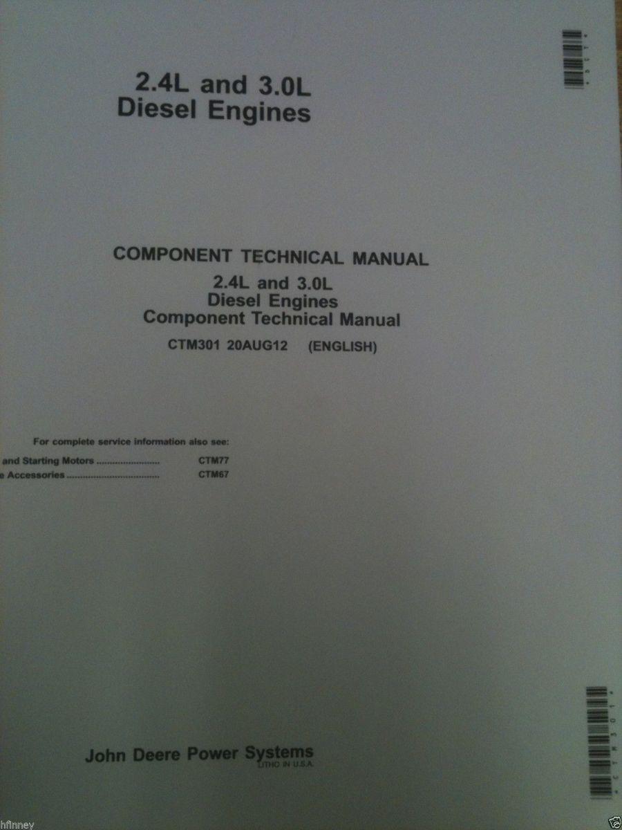 3 4l Engine Diagram John Deere 325 328 320 Skid Steer 2 4 3 0 Powertech Engine