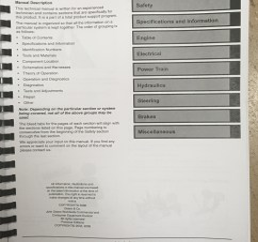 john deere 2210 tractor technical manual tm2074 jd book  [ 3024 x 4032 Pixel ]