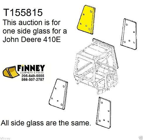John Deere 310E 310SE 315SE 410E 710D NEW BACKHOE CAB