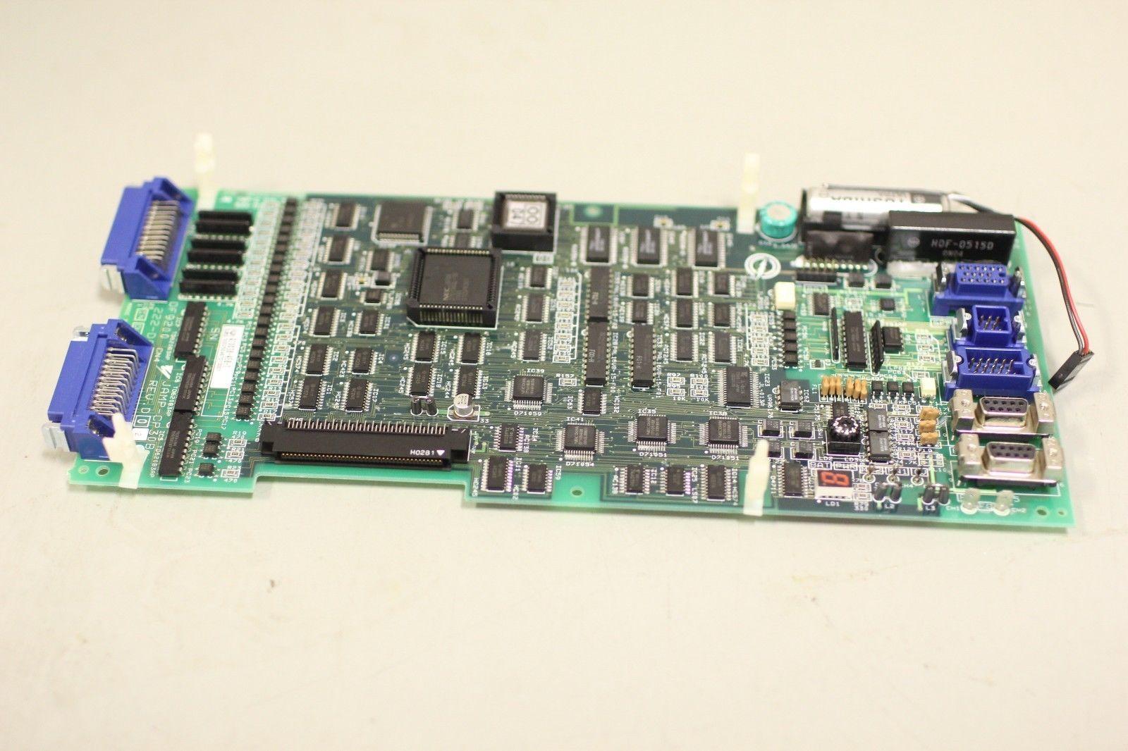 Yaskawa Electric Circuit Board Jancdcg27df8202777b1 Rev B 1 1