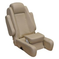 Misty Harbor Khaki Reclining Boat Captain Bolster Seat ...