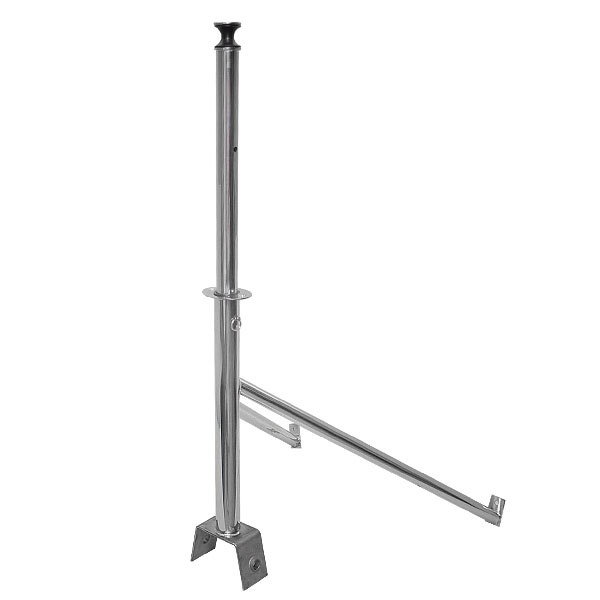 Triumph 190 Bay Stainless Steel Boat Ski Tow Pylon 4208