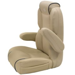 Boat Seats Captains Chairs Antique Chair Premier Pontoon Boats Cafe Au Lait Blue Marine Captain Seat Helm 780365